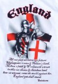 """Yet We Stand"" England T-shirt"
